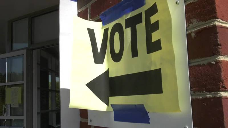 Albemarle County in-person voting