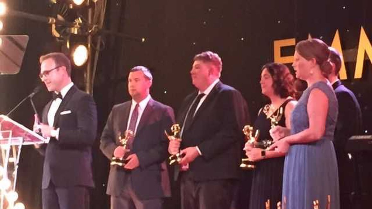 NBC12 took home Best Morning Newscast and Best Weekend Newscast (Source: NBC12)
