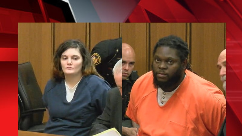Two sentenced for fatal drug overdose of 2-year-old