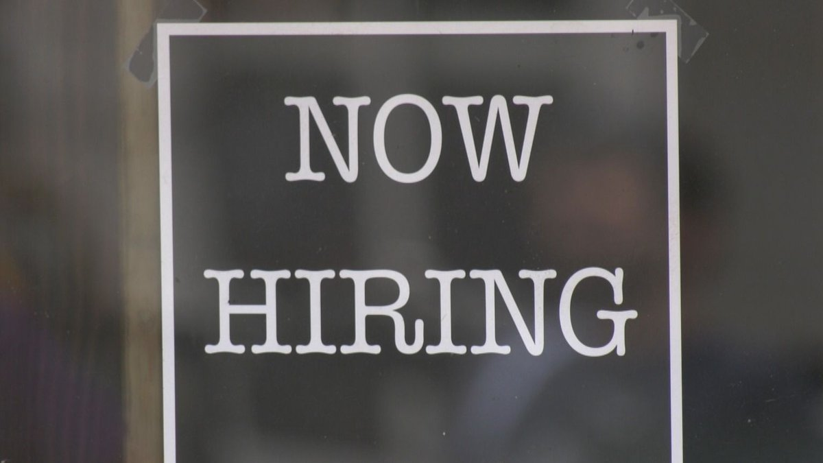 New unemployment numbers from the Virginia Employment Commission show the start of an economic...
