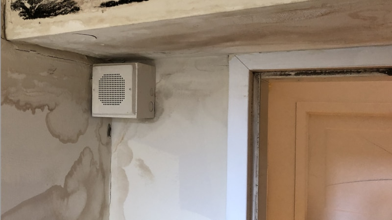 NBC 12 obtained brand new images of deteriorating conditions inside of a Richmond apartment...