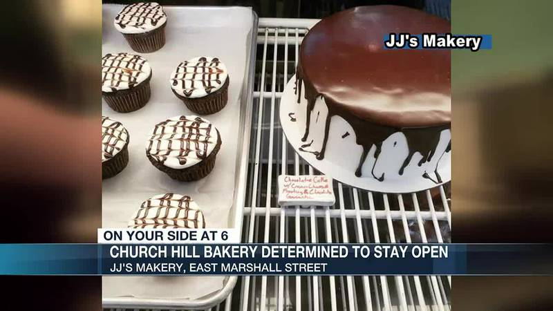 Church Hill bakery determined to stay open