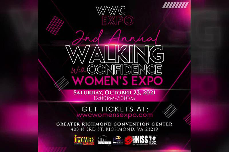 Walking With Confidence Women's Expo