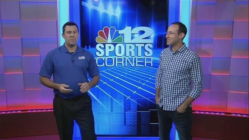 NBC12 Sports Corner - September 16, 2016