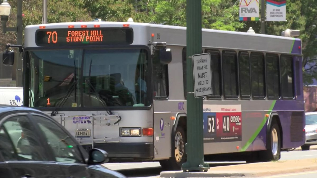 GRTC buses will now run to Short Pump Town Center. (Source: NBC12)