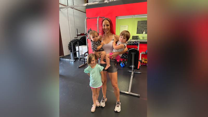 A Richmond mom and business owner has the chance to win the national title of Ms. Health and...