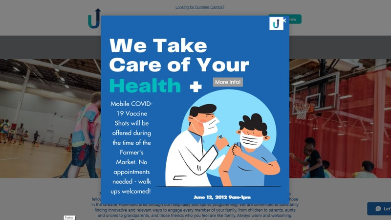 A COVID-19 vaccination section will be available during the June 12 RVA Black Farmers Market at...