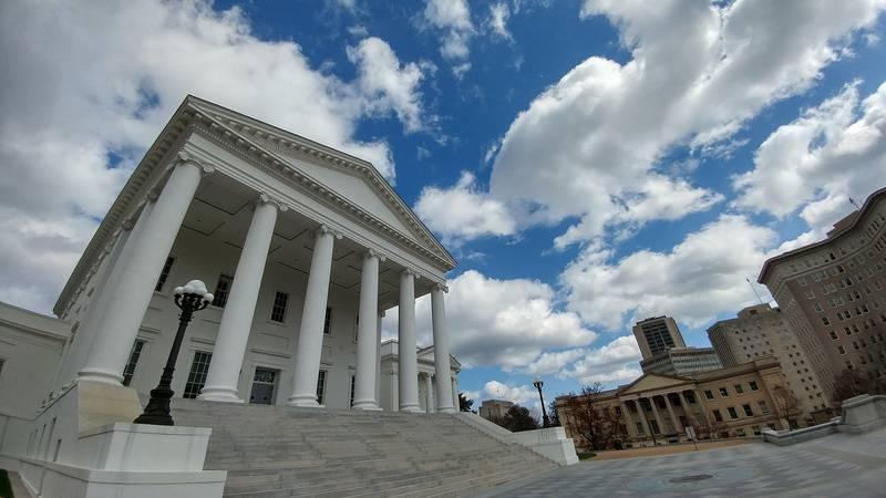Virginia State Capitol.