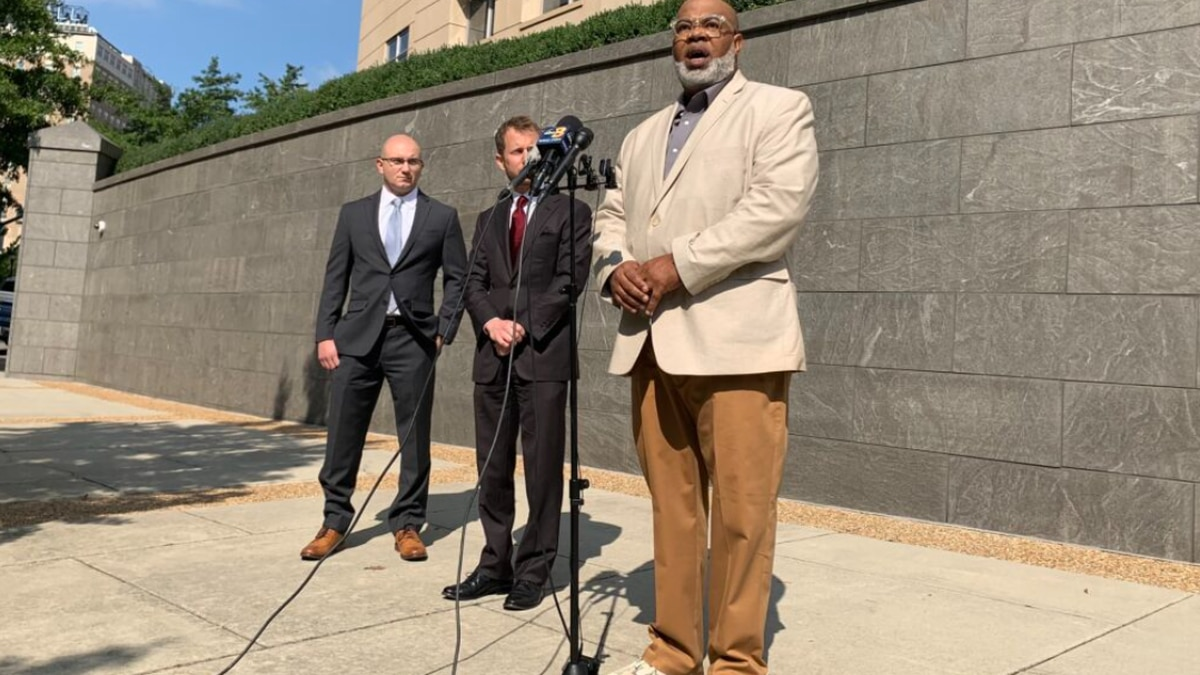 Suffolk County resident Rudy Carey is challenging Virginia's barrier crime laws in federal...