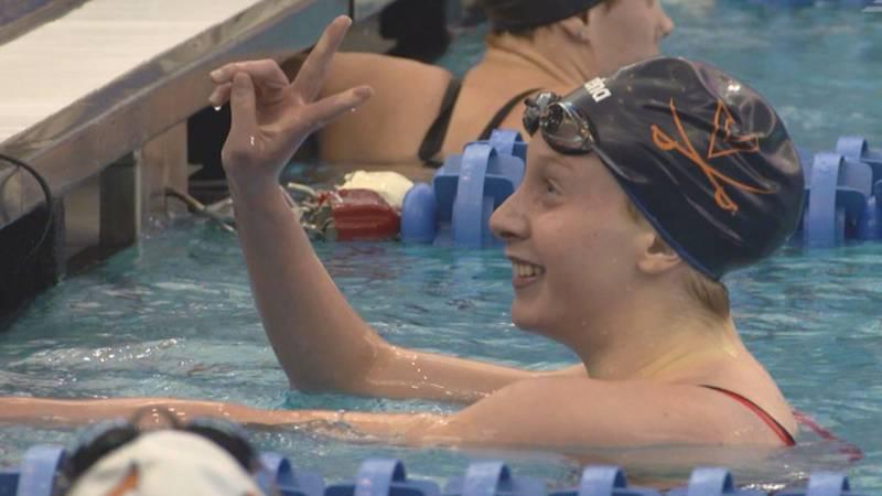 UVA senior Paige Madden