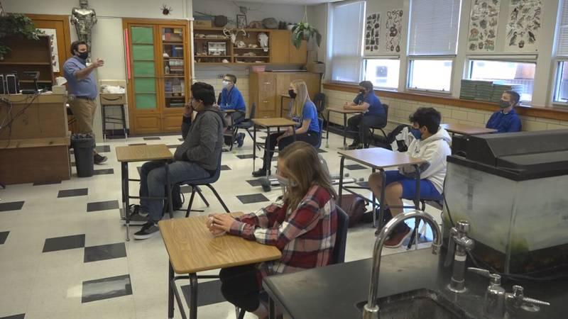 Virginia U.S. Senator Tim Kaine has reintroduced the Preparing and Retaining Education...