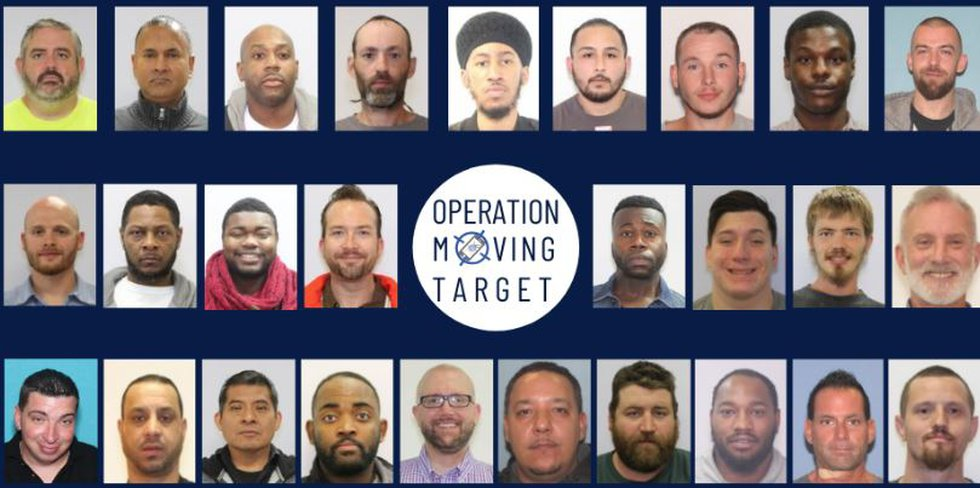 27 men arrested in Cuyahoga County after allegedly trying to meet minors for sex.