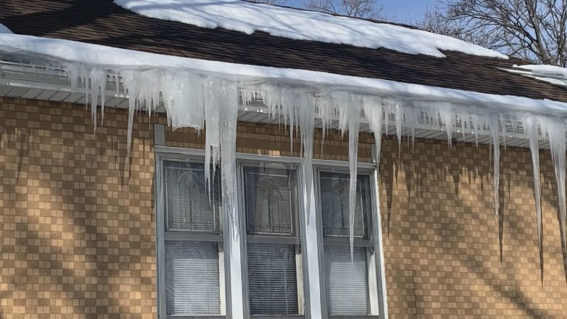 Amarillo Insurance agencies have seen an increase of home owners making claims after the winter...