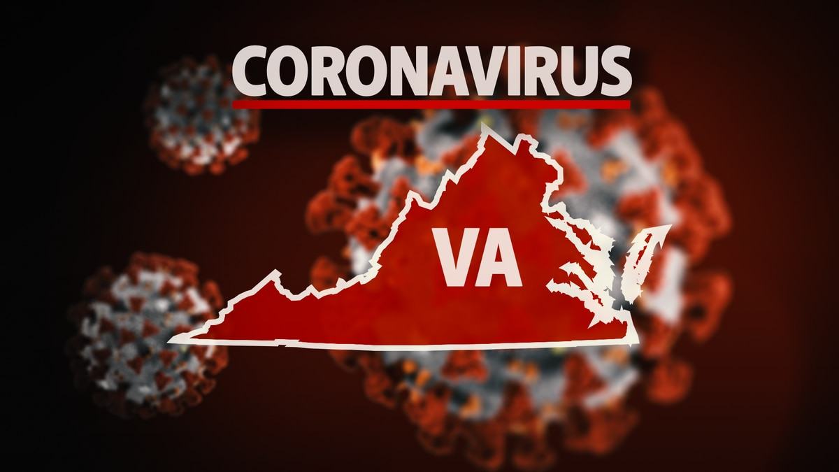 For the third straight day, Virginia health authorities are reporting a drop in the state's...