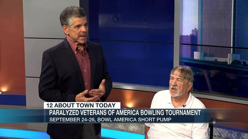 Paralyzed Veterans of America Bowling Tournament