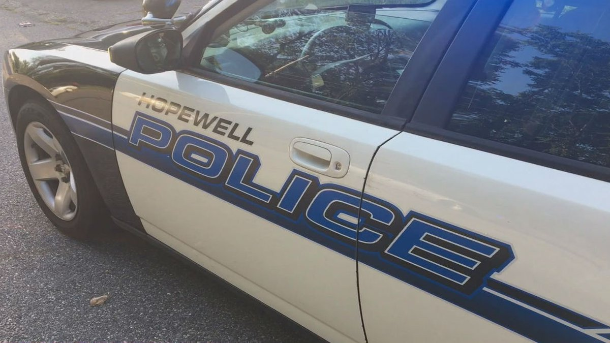 Hopewell Police say a person of interest is in custody in connection to the deadly shooting of...