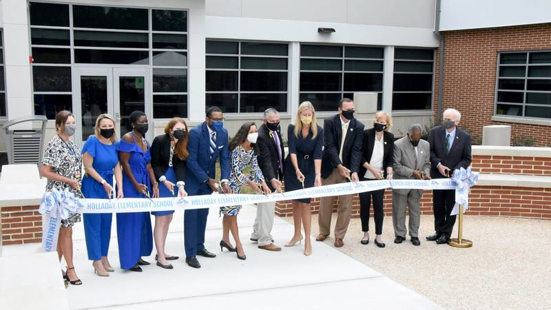 After several years of construction, Henrico County Public Schools unveiled two new schools...
