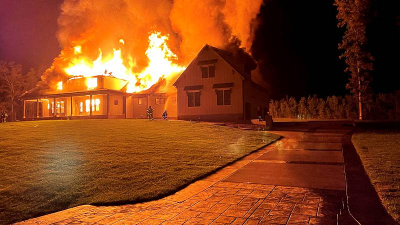 Goochland fire