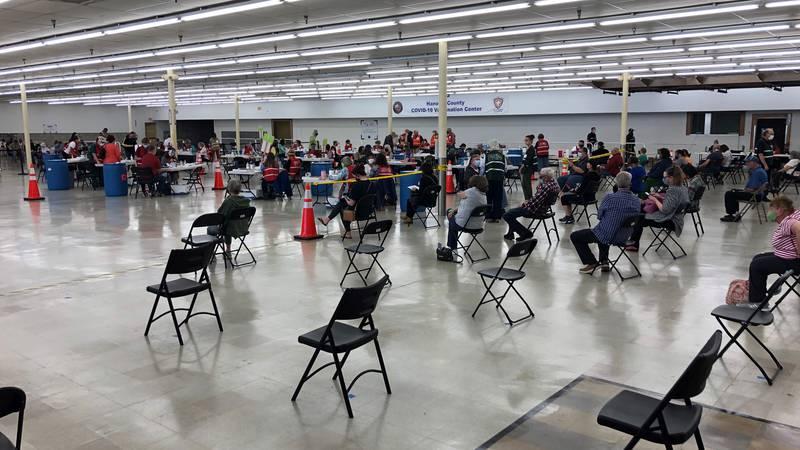 Hanover County COVID-19 Vaccination Center