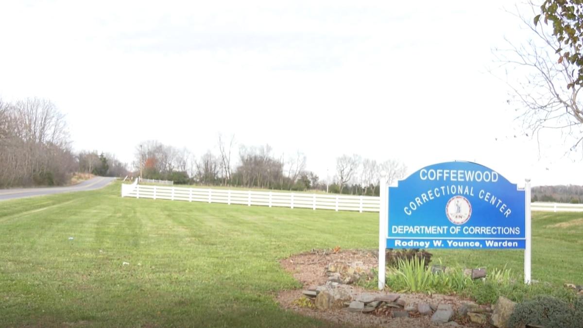 Coffeewood Correctional Center in Culpeper County, VA.