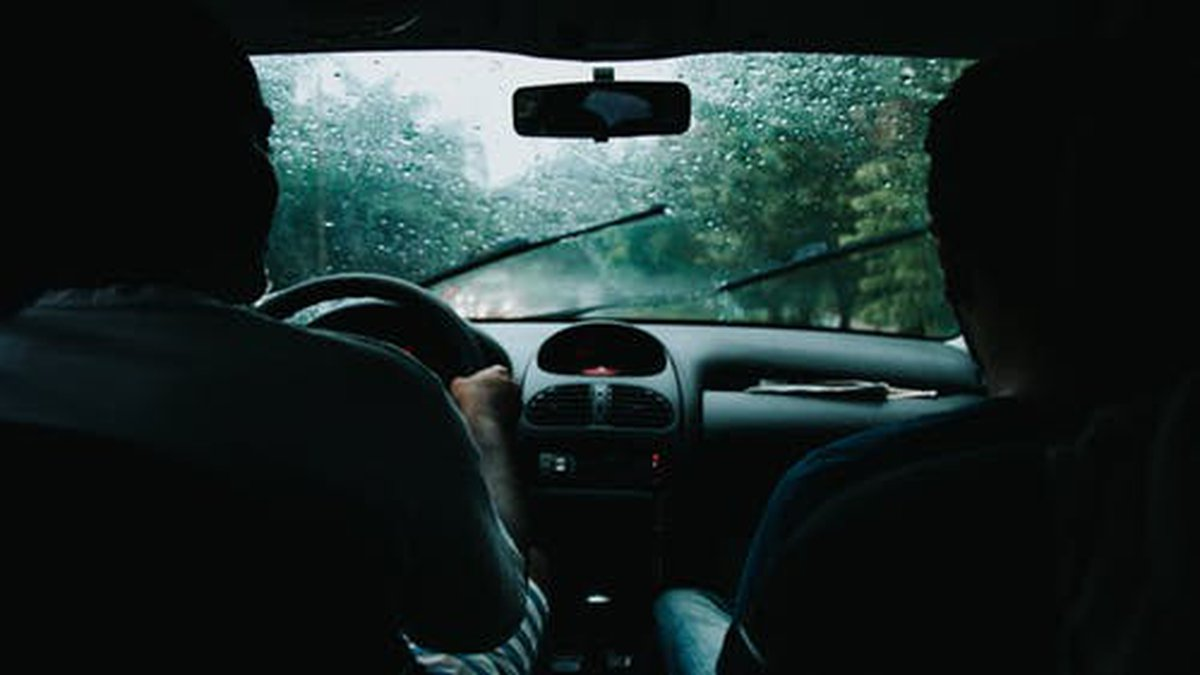 You will need your windshield wipers on your way to work or school this morning.  (Source:...