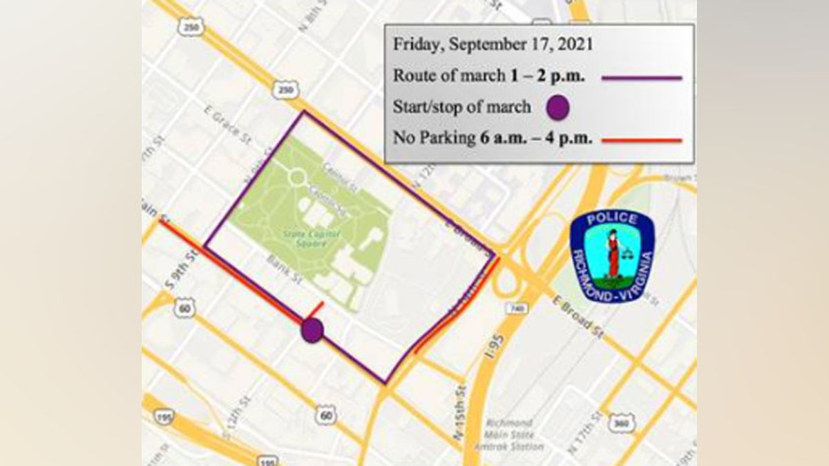Road closures announced ahead of March for Life.