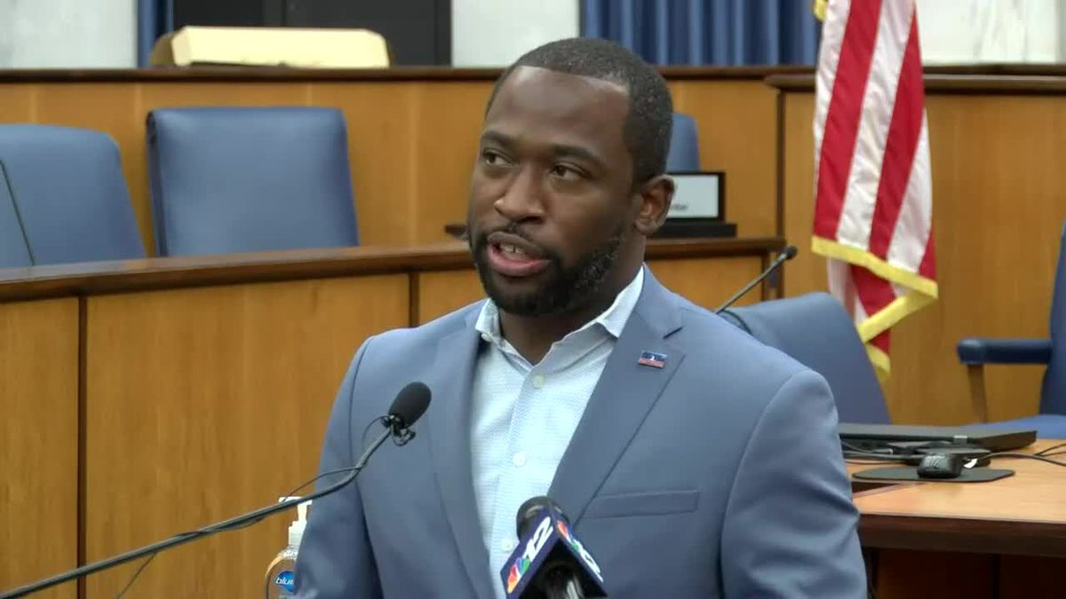 Mayor Stoney gives update on Richmond's preps for storm
