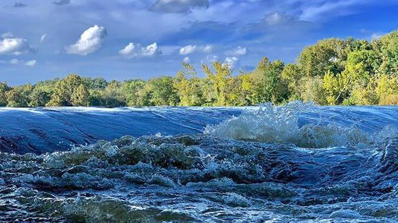 The James River is a popular spot for tourists to visit across much of the state. (Source: Bill...