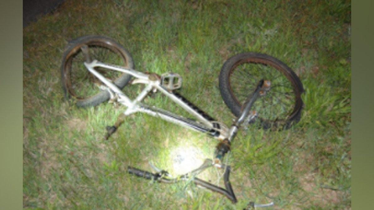 Bike Struck