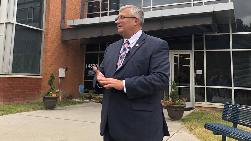 Chesterfield Co. Schools Superintendent Mervin Daugherty plans to recommend universal masking...