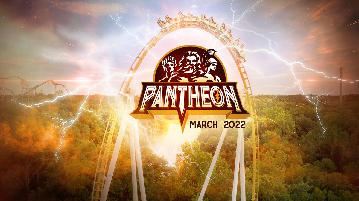 The Roman gods have spoken and Busch Gardens' new 73 mph roller coaster will debut in 2022.