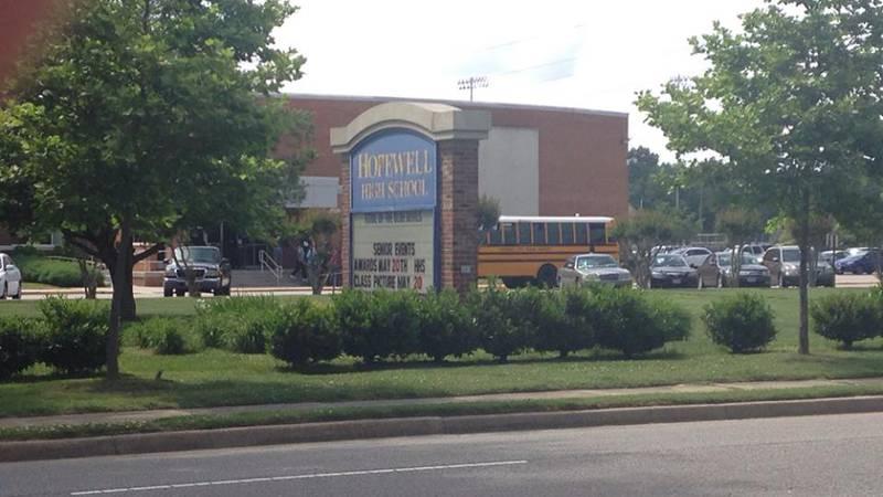 Hopewell High School (Credit:NBC12)
