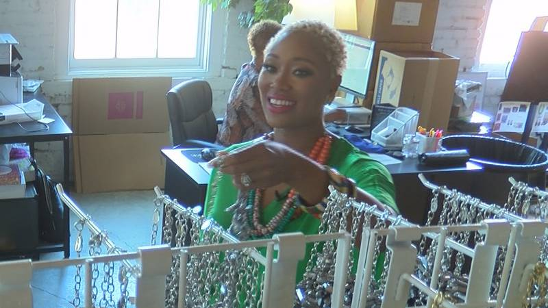 Charis Jones' mission is to take a 5,600-square-foot warehouse in Richmond's Manchester...