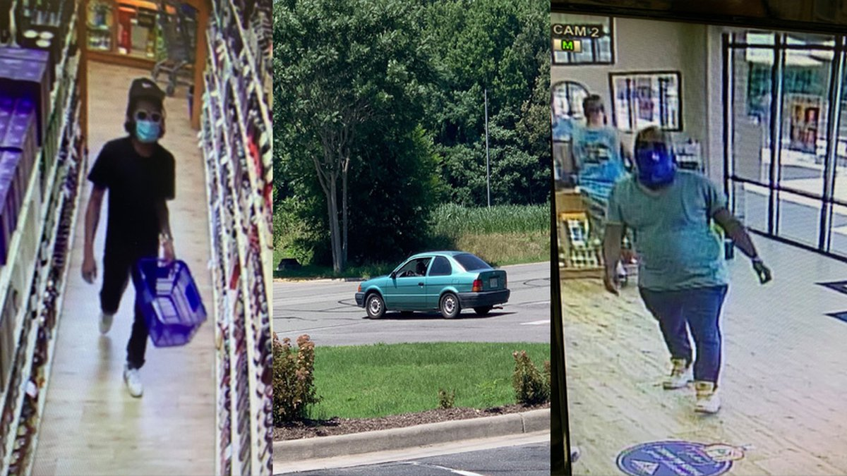 Anyone with information is asked to call New Kent Sheriff's Office at 804-966-9500 or Crime...
