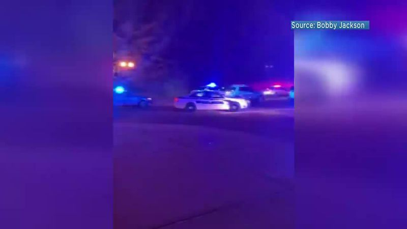 Suspect leads police on chase through 2 counties