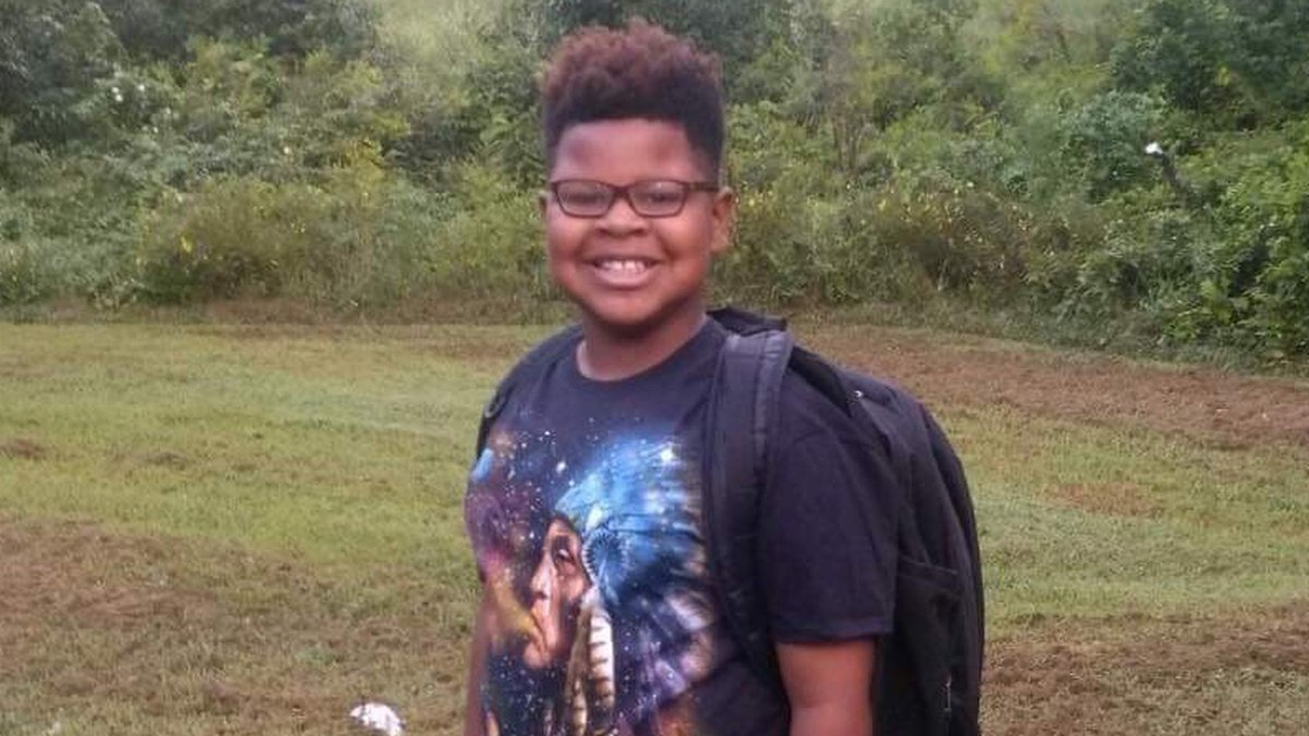 The family has started a GoFundMe after the 8-year-old boy was shot late Monday. (Source:...