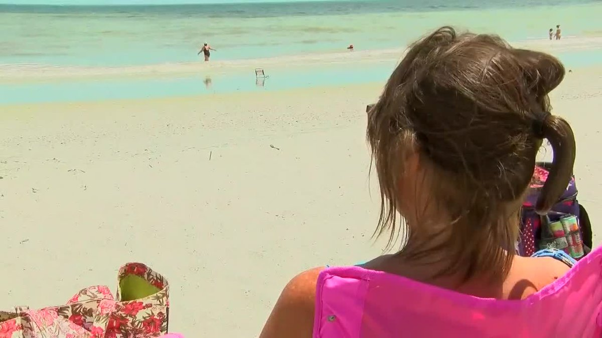 Myrtle Beach tourists keeping close eye on Hurricane Isaias