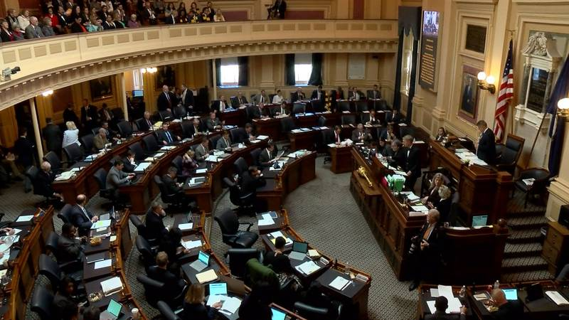 The General Assembly debate over an abortion bill reached a boil this week.