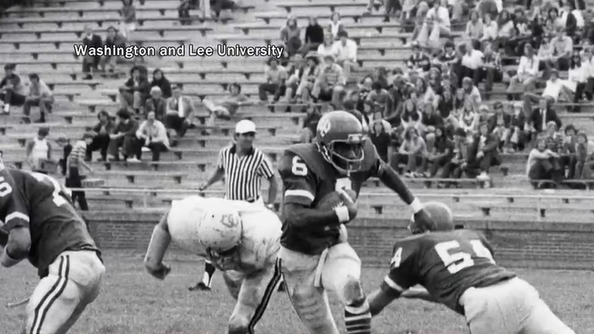 Washington and Lee football