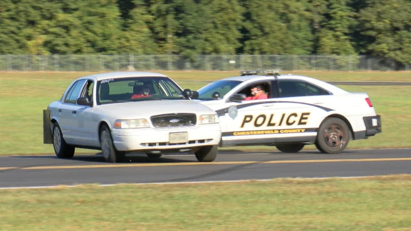 Chesterfield Police will soon take the PIT maneuver on the road to help stop pursuits quickly...