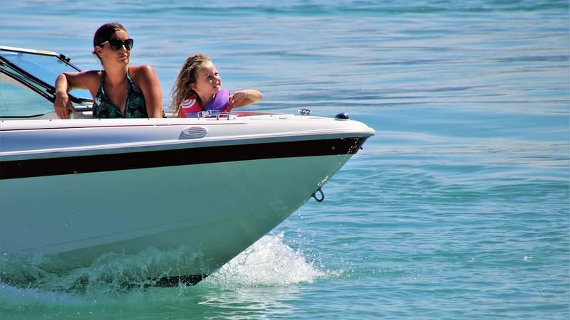 Generic boat photo