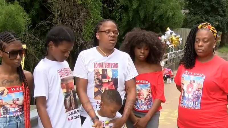 A family wants answers two weeks after a triple-shooting that left two men dead and a third man...