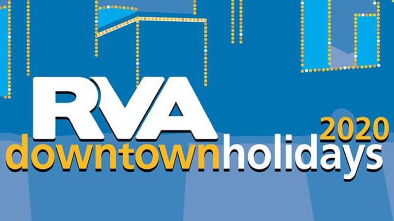 RVA Downtown Holidays 2020