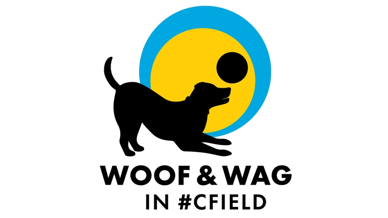 'Woof & Wag in #Cfield'