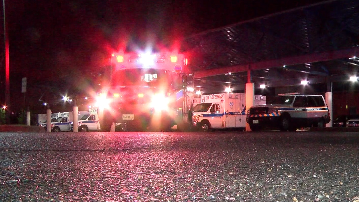 Studies show that people are starting to use ambulances less often as a way to get to the...