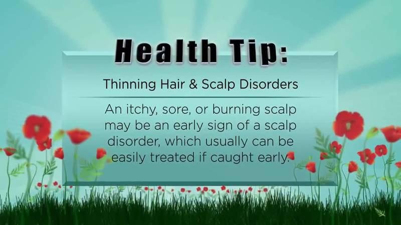 Dermatology Center of Richmond Health Tip: Thinning Hair & Scalp Disorders