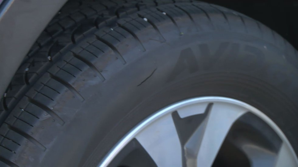 Subaru owners' car tires in Church Hill become target of tire slasher.