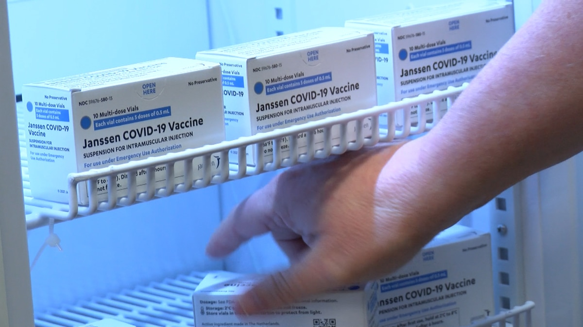 Johnson and Johnson says they hope to have 24 million vaccines out by the end of April.