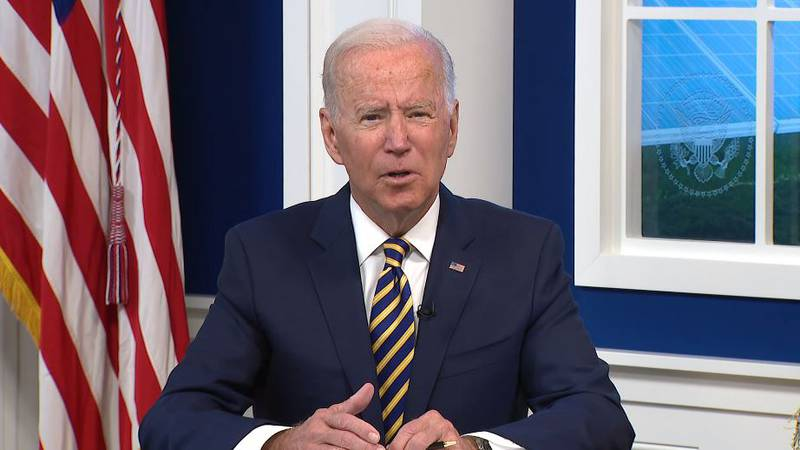 President Joe Biden planned to put a heavy emphasis on the need for world leaders to work...