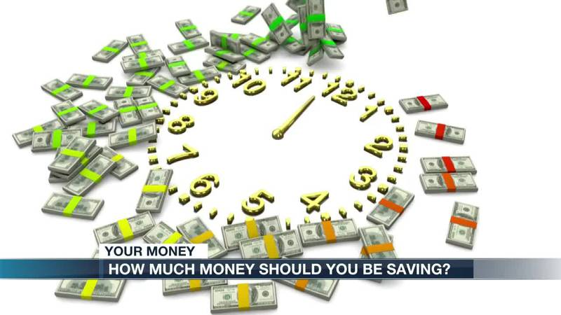 How much should you be saving?